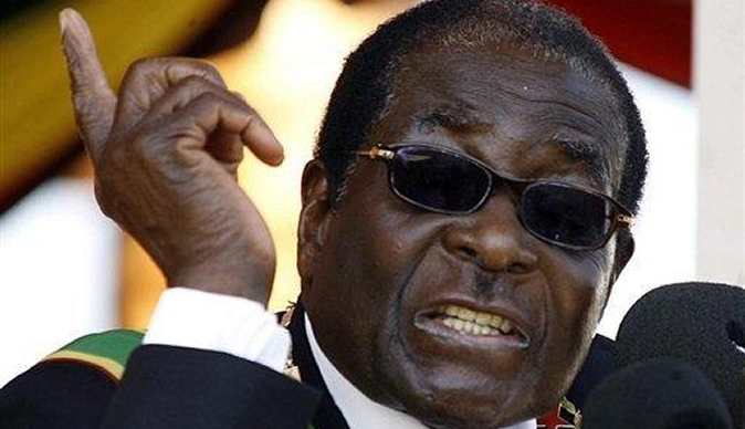 Image result for mugabe trolls unnamed officials of his party