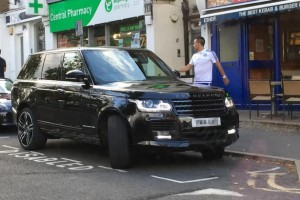 PAY-John-Terry-leaves-a-kebab-shop-in-Esher-High-Street-whilst-parked-in-disabled-bay
