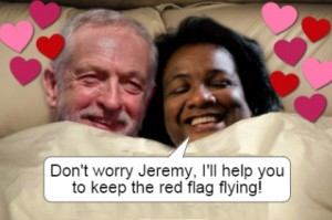 diane-abbott-helps-jeremy-corbyn-keep-the-red-flag-flying_sm