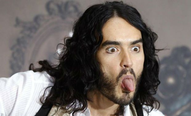 russell brand height