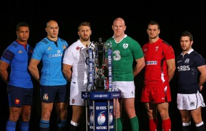 2015 RBS Six Nations Media Launch