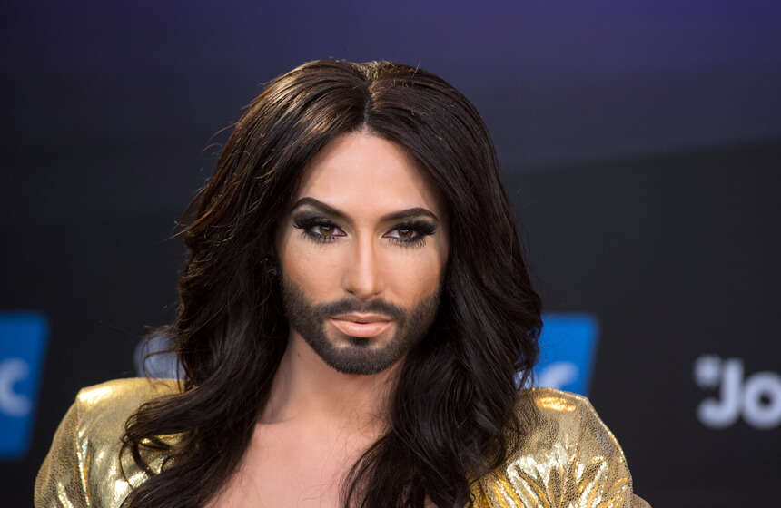 from Jaxon transgender people