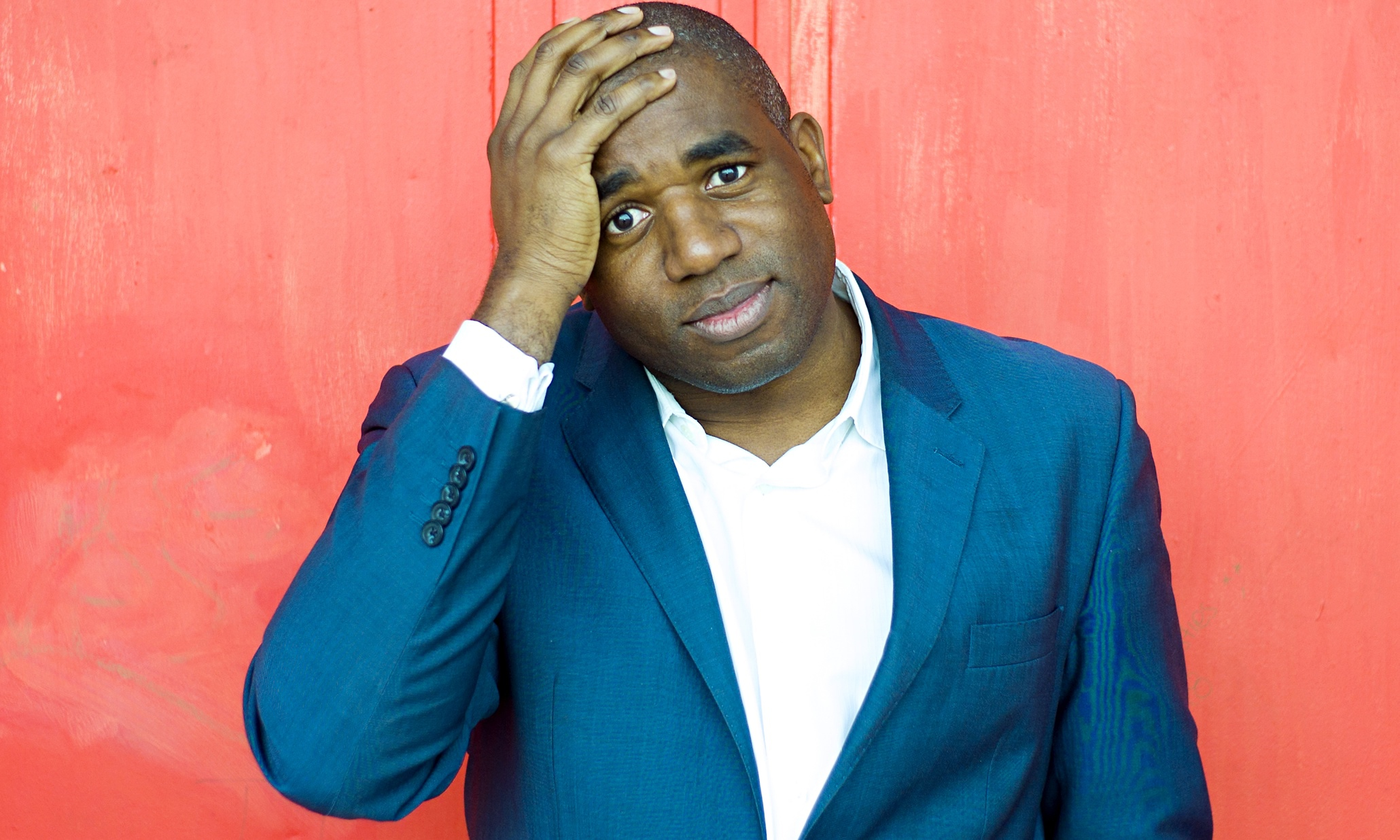Image result for david lammy daily mail