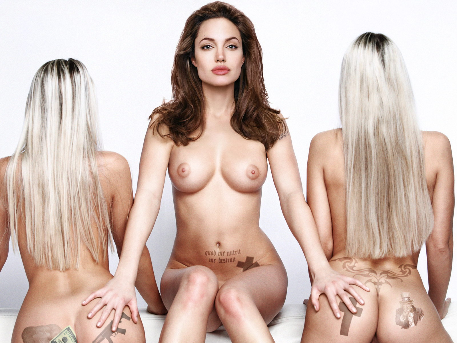 angelina jolie [3] | …. is a cunt