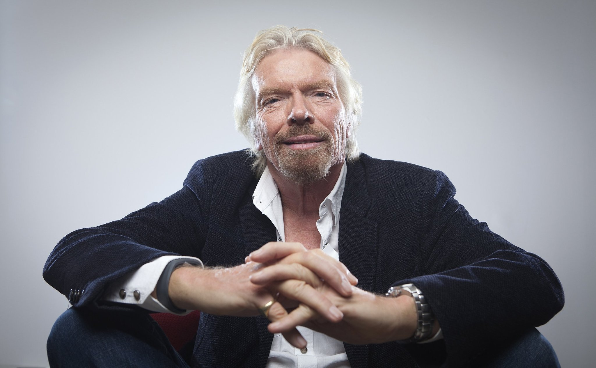 Virgin Cruises offiziell gegrndet: Richard Branson